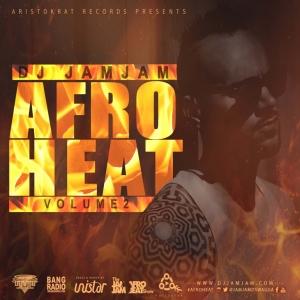 DJ JamJam - AfroHeat (Vol. 2)
