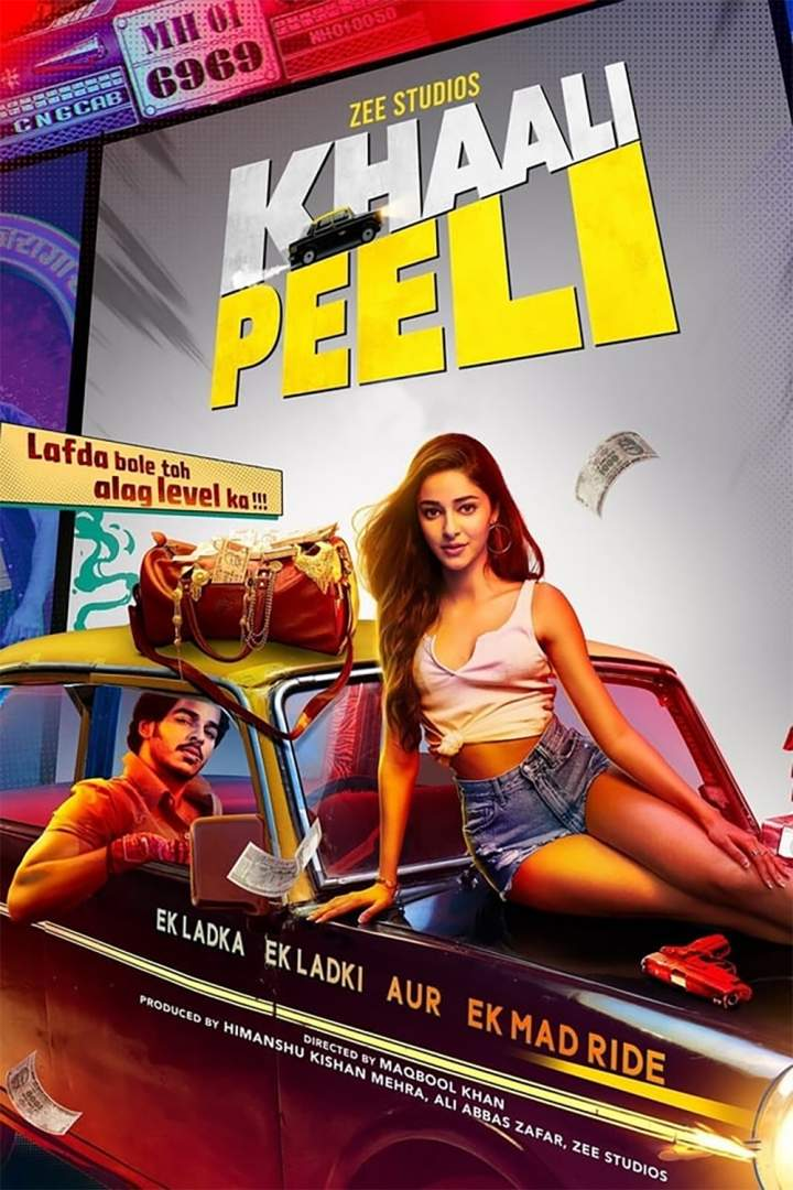Khaali Peeli (2020) [Indian]