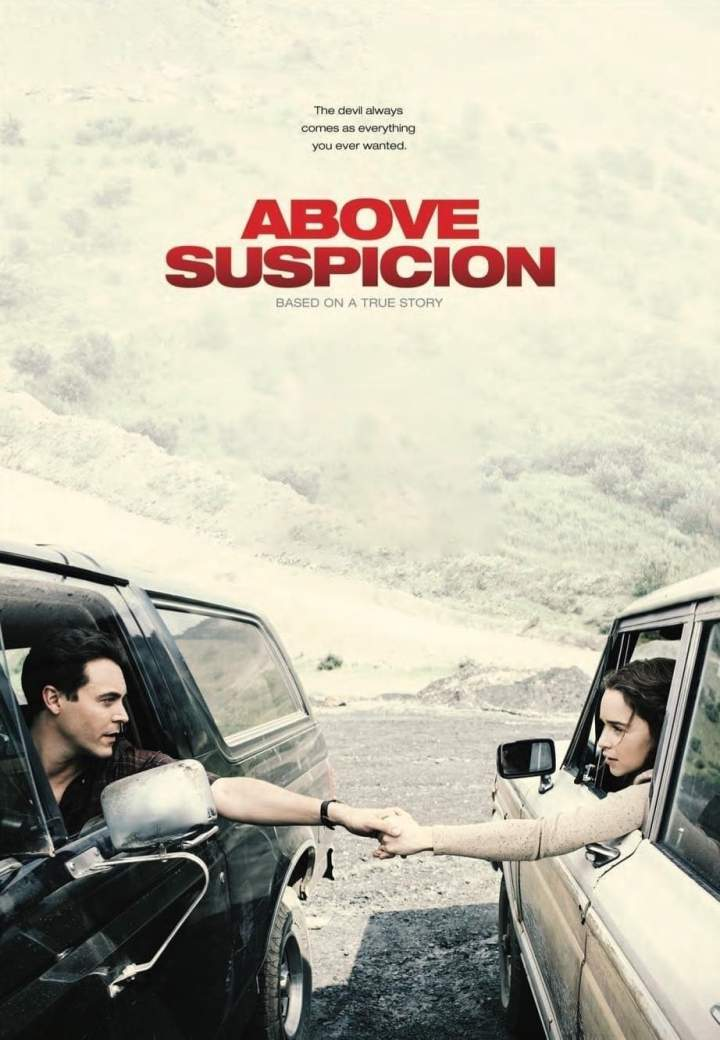 Above Suspicion (2019) [HC-HDRip]