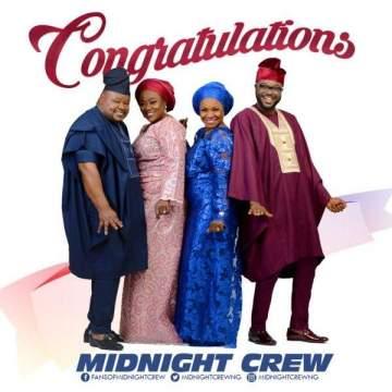 Gospel Music: Midnight Crew - Congratulations [Prod. by Tyanx]