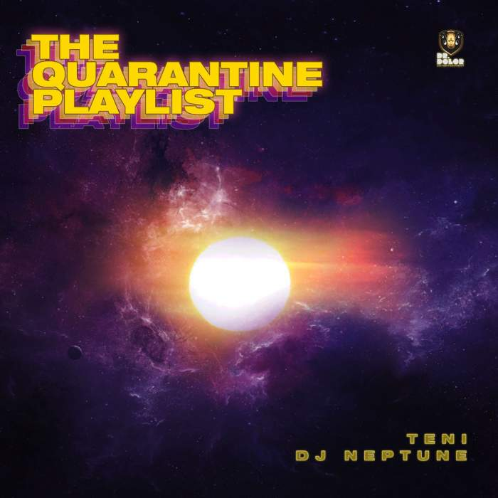 Album: Teni - The Quarantine Playlist - EP (feat. DJ Neptune)