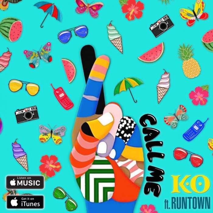 K.O - Call Me (feat. Runtown)