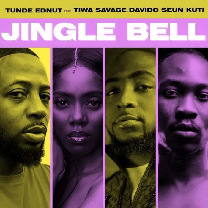 Music: Tunde Ednut - Jingle Bell (feat. Tiwa Savage, Davido & Seun Kuti)