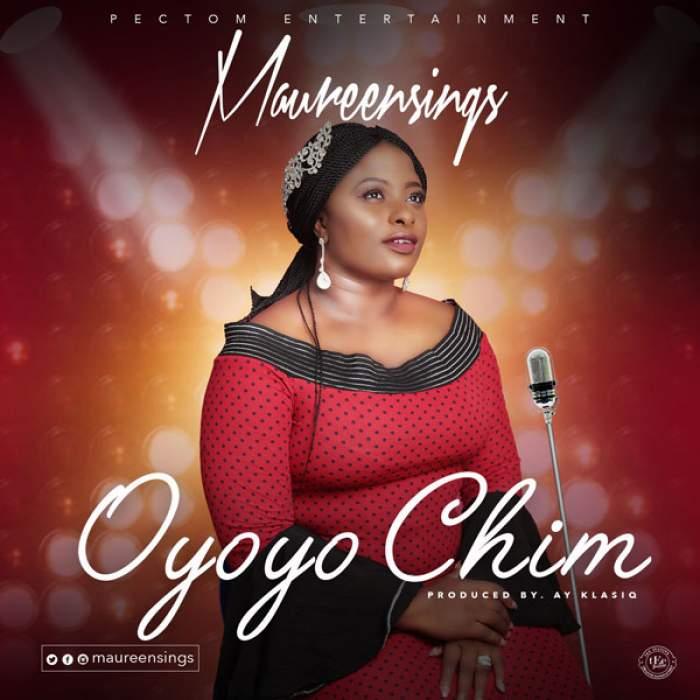 Maureen Sings - Oyoyo Chim