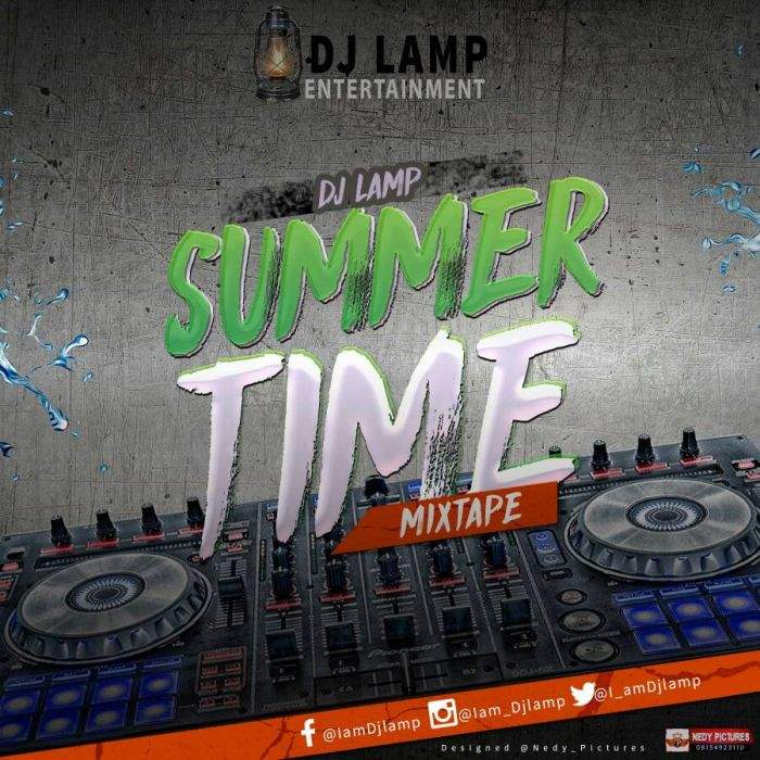 DJ Lamp - Summer Time Mix
