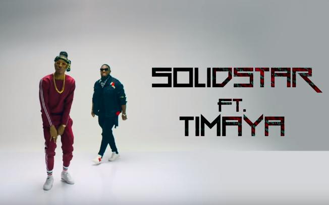 Solidstar - Silicon (feat. Timaya)