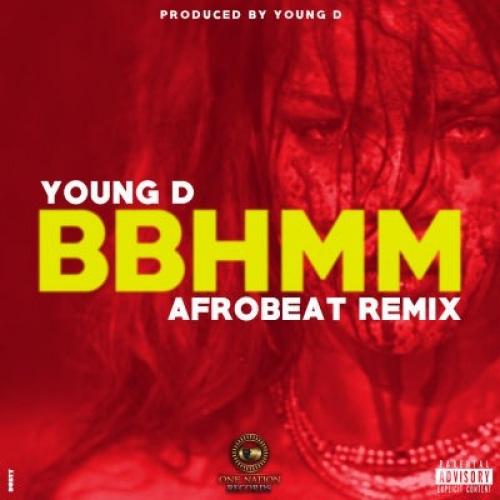 Young D - B*tch Better Have My Money  (Afrobeat Remix) (feat. Rihanna)