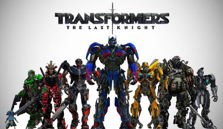Transformers: The Last Knight (2017) [KORSUB]