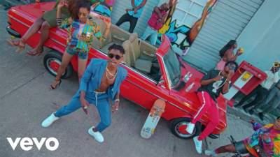 Video: Lil Kesh - Flenjo (feat. Duncan Mighty)