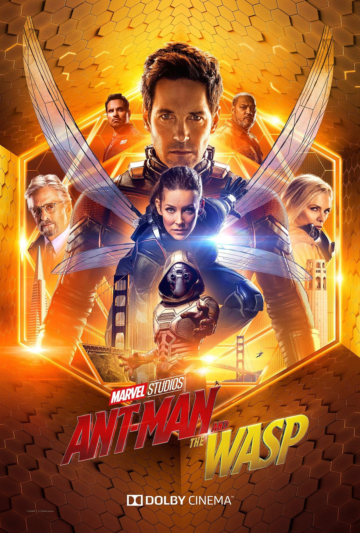 Ant-Man and the Wasp (2018) [CAMRip]