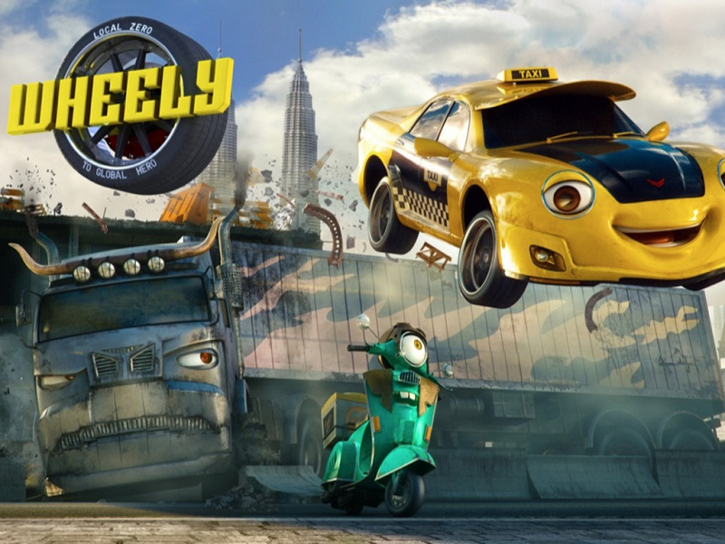 FRESH MOVIE :Wheely (2018)