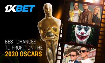 1xBet Makes Win Fun with the Oscars