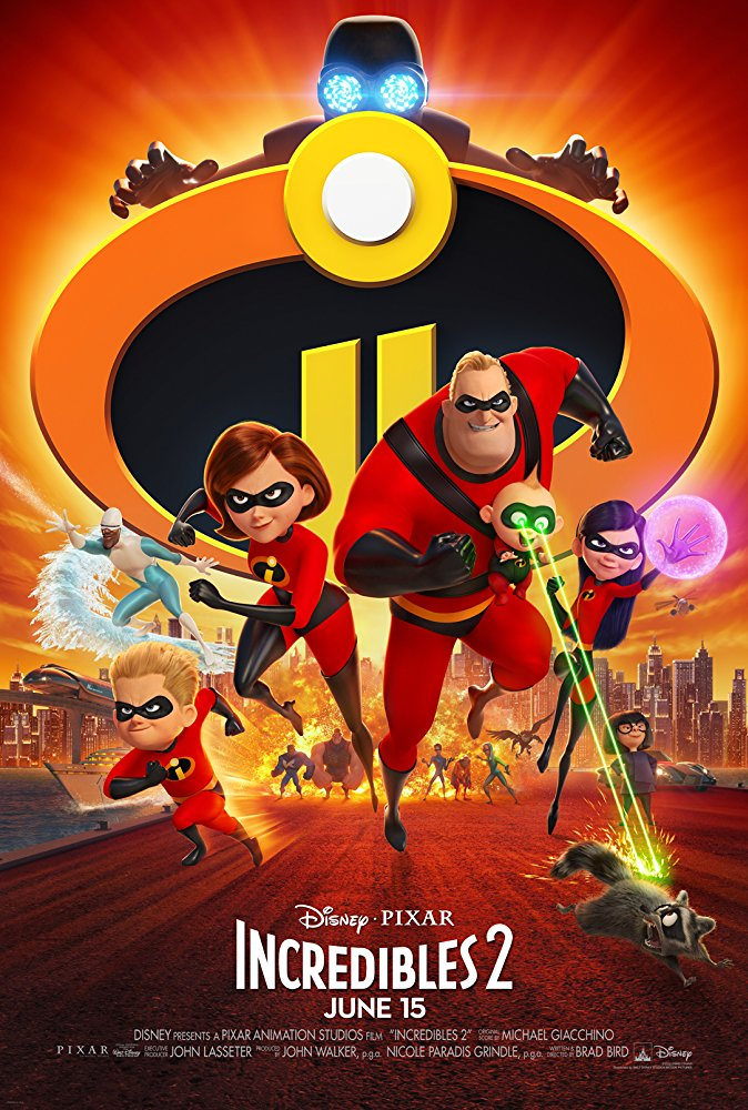 Incredibles 2 (2018) [CAMRip]