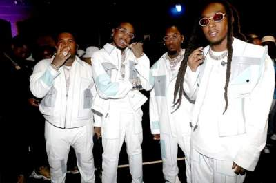 Video: Mustard and Migos Perform 'Pure Water' at BET Awards