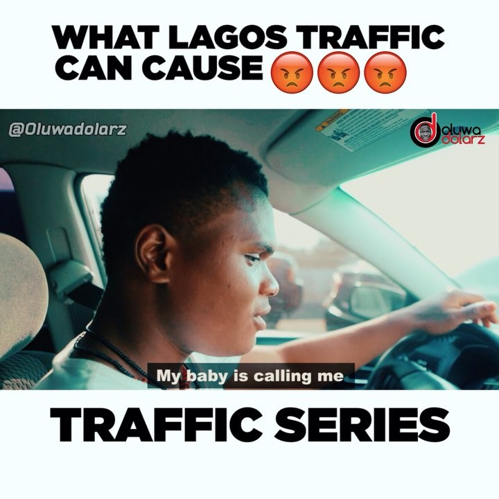 Oluwadolarz - Effects of Lagos Traffic (The Expectant Dad)