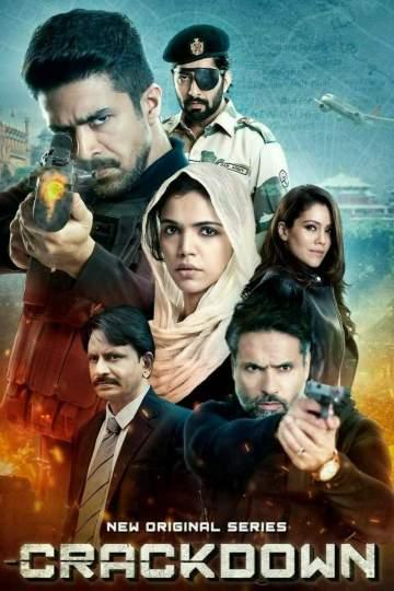 Series Download: Crackdown (Complete Season 1) [Indian]