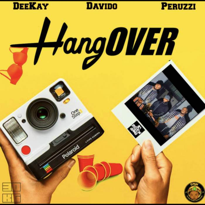 VidDeekay new single 'Hangover'.featuring Davido & Peruzi Audio+Video