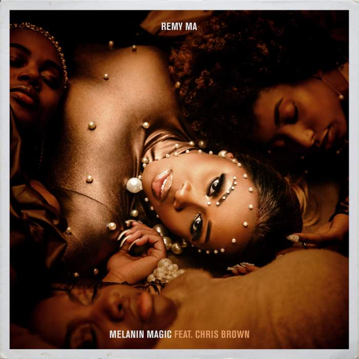 Remy Ma - Melanin Magic (Pretty Brown) (feat. Chris Brown)