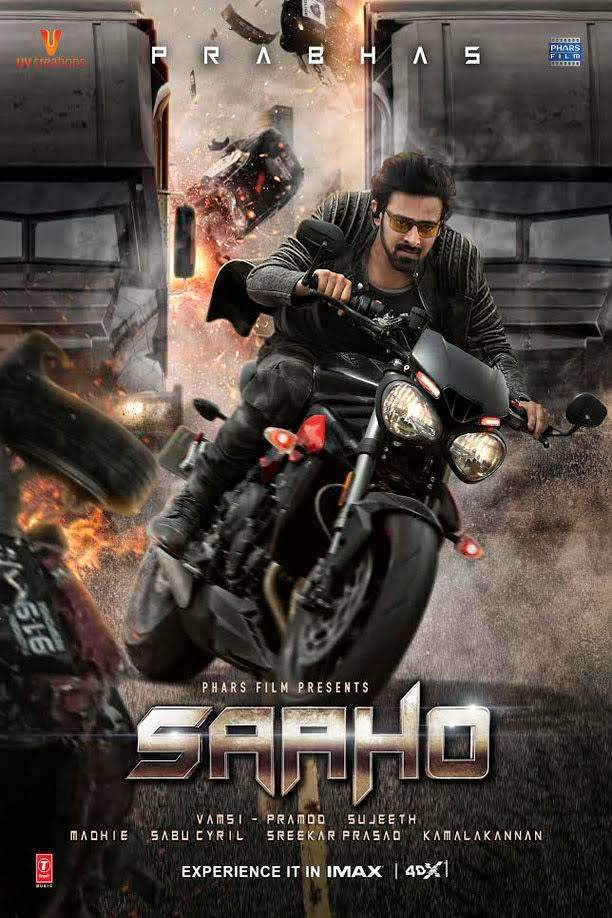 Saaho (2019) [Indian]