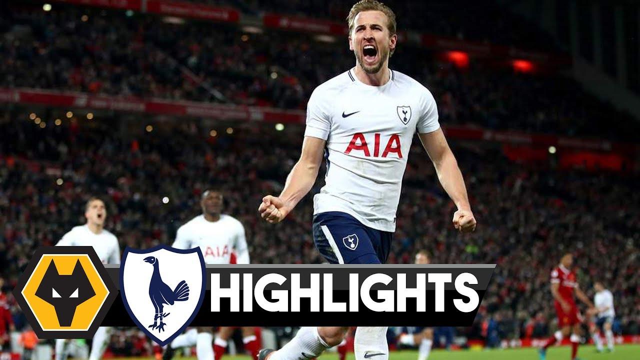 Wolves 2 - 3 Tottenham (Nov-03-2018) Premier League Highlights