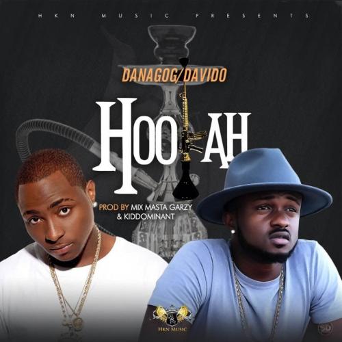 Davido & Danagog - Hookah