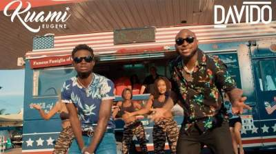 Video: Kuami Eugene & Davido - Meji Meji