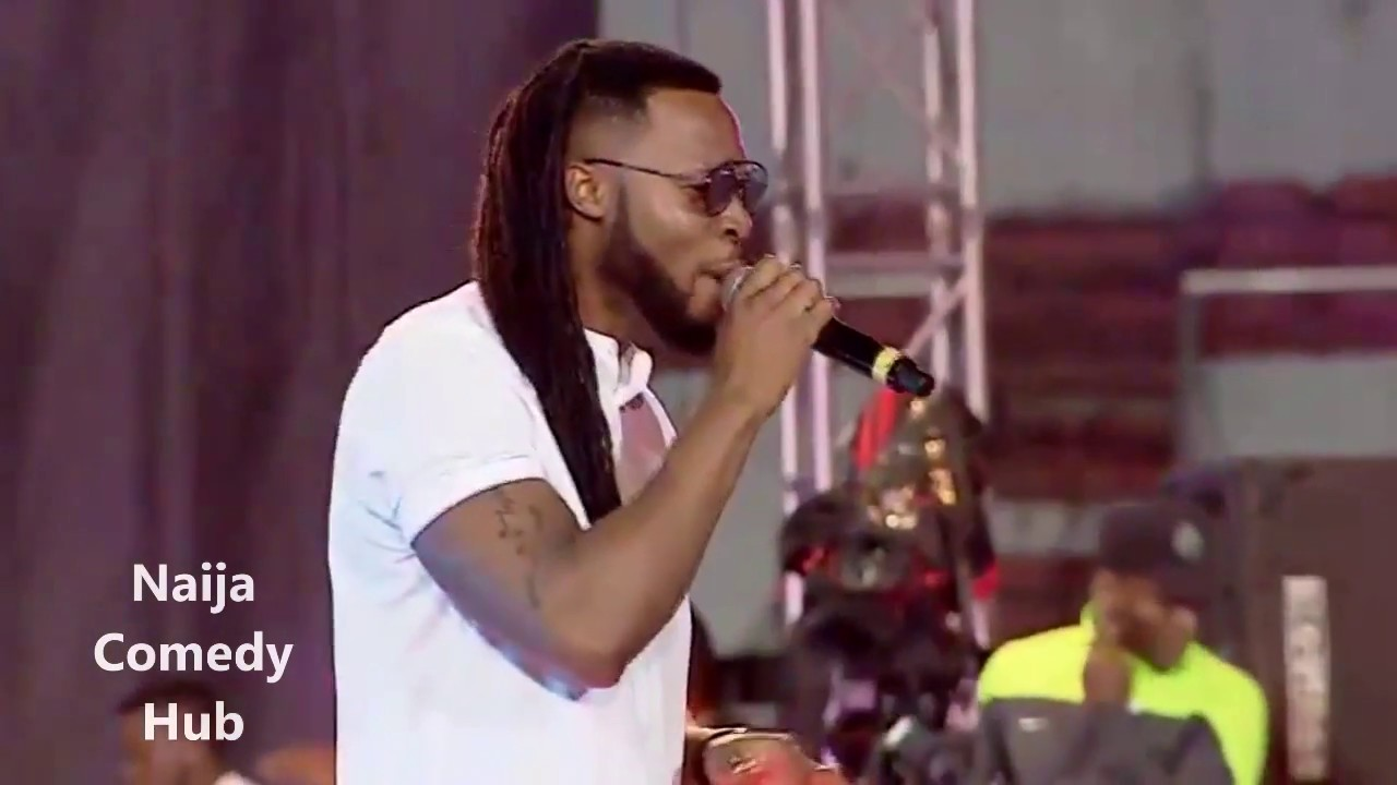 Flavour N'abania Performance at Phyno Fest 2017