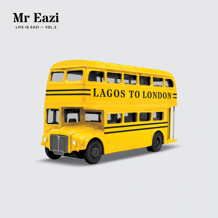 Mr Eazi - Dabebi (feat. King Promise & Maleek Berry)
