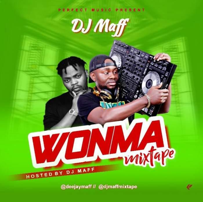 DJ Maff - Wonma Mixtape