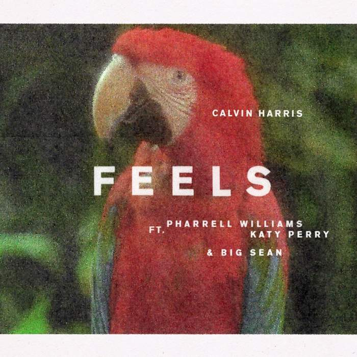 Calvin Harris - Feels (feat. Pharrell Williams, Big Sean & Katy Perry)