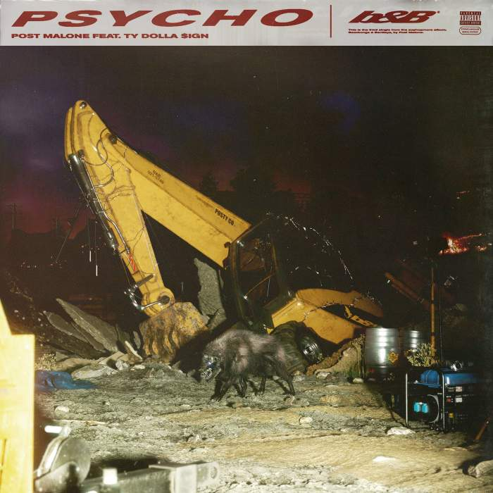 Post Malone - Psycho (feat. Ty Dolla Sign)