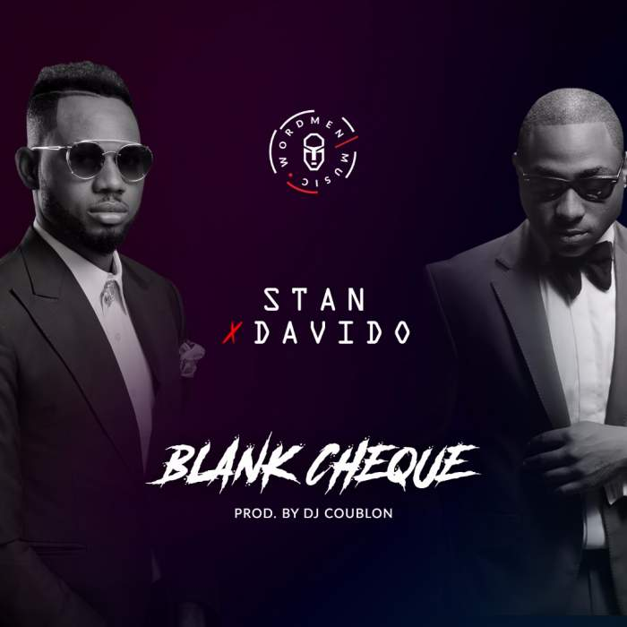 Stan - Blank Cheque (feat. Davido)