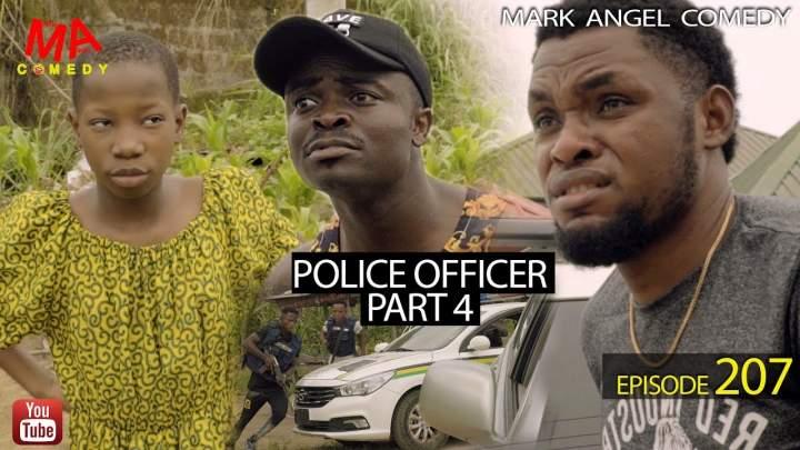 Mark Angel Comedy - Episode 207 (Police Officer Pt. 4)