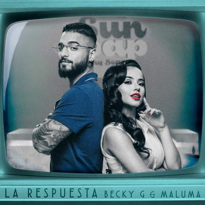 Becky G & Maluma - La Respuesta