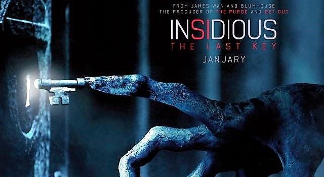 Insidious: The Last Key (2018) [HC-HDRip]