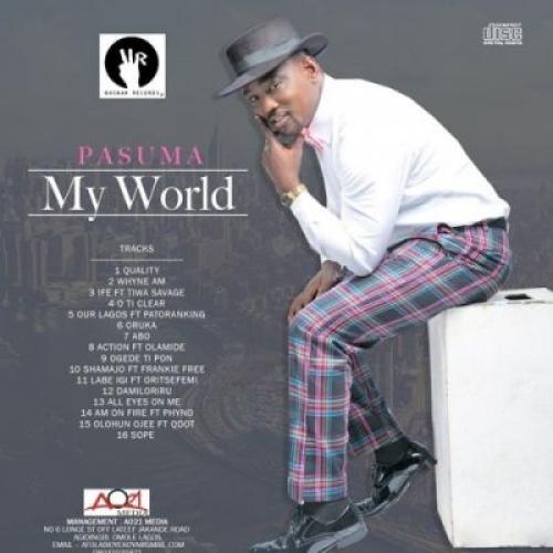 Pasuma - Action (feat. Olamide)