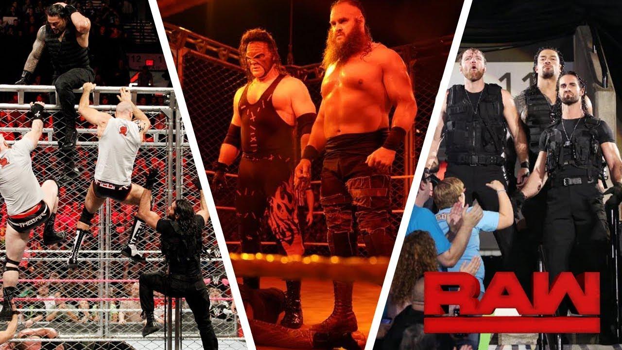 WWE RAW (Oct-16-2017) Highlights