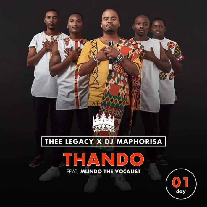 Thee Legacy & DJ Maphorisa - Thando (feat. Mlindo The Vocalist)