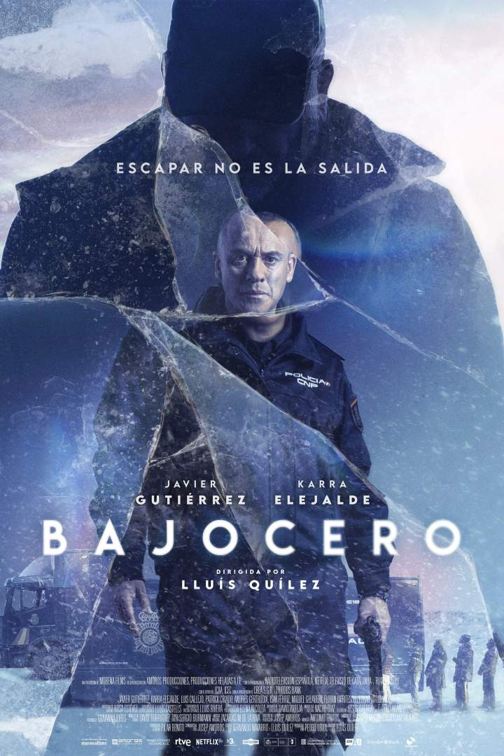 Below Zero (2021) [Spanish]