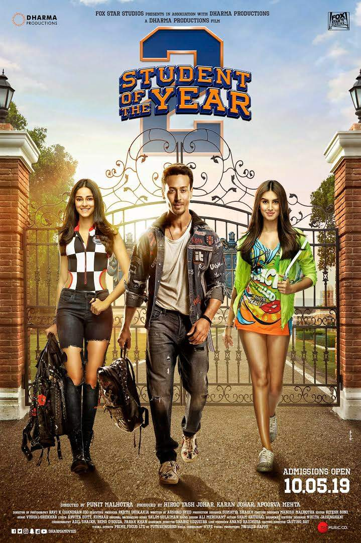 Student of the Year 2 (2019) [Indian]