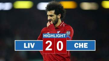 Video: Liverpool 2 - 0 Chelsea (14-APR-2019) Premier League Highlights