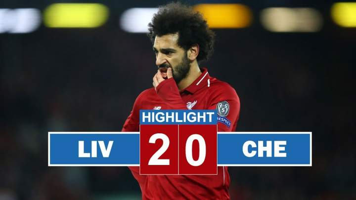 Liverpool 2 - 0 Chelsea (14-APR-2019) Premier League Highlights