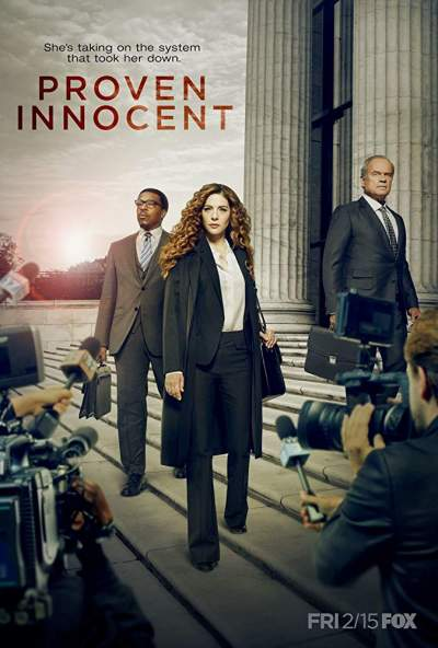 New Episode: Proven Innocent Season 1 Episode 1 - Pilot