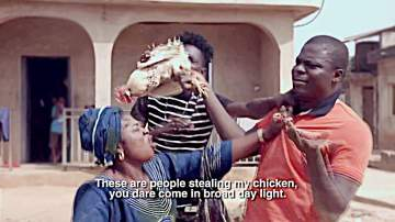 Yoruba Movie: Adiye Odun (Xmas Chicken) (2018)