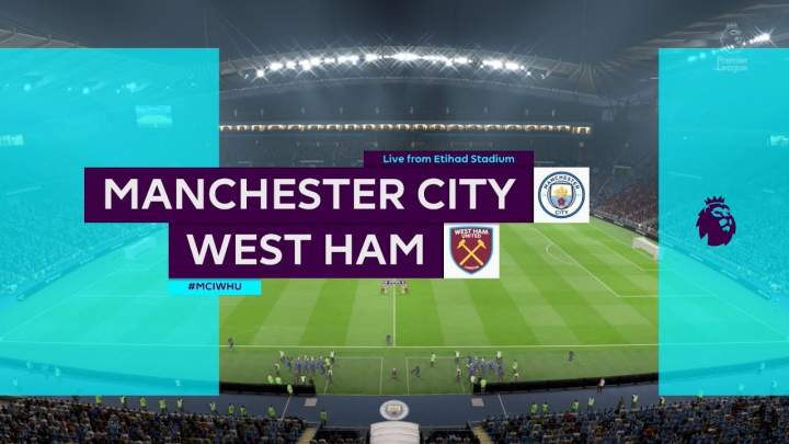Manchester City 1 - 0 West Ham (Feb-27-2019) Premier League Highlights