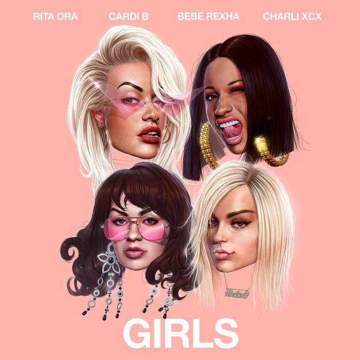 Rita Ora - Girls (feat. Cardi B, Bebe Rexha & Charli XCX)