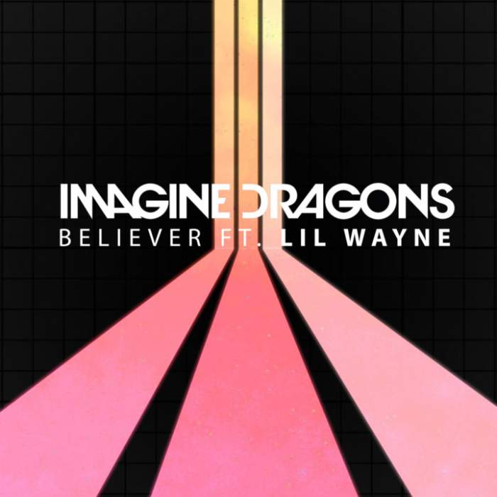 Lyrics: Imagine Dragons - Believer ( feat . Lil Wayne)