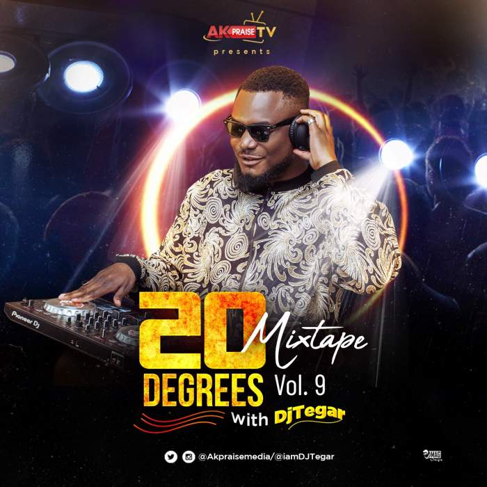 DJ Tegar - 20 Degrees Mixtape (Vol. 9)