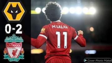 Video: Wolves 0 - 2 Liverpool (Dec-21-2018) Premier League Highlights