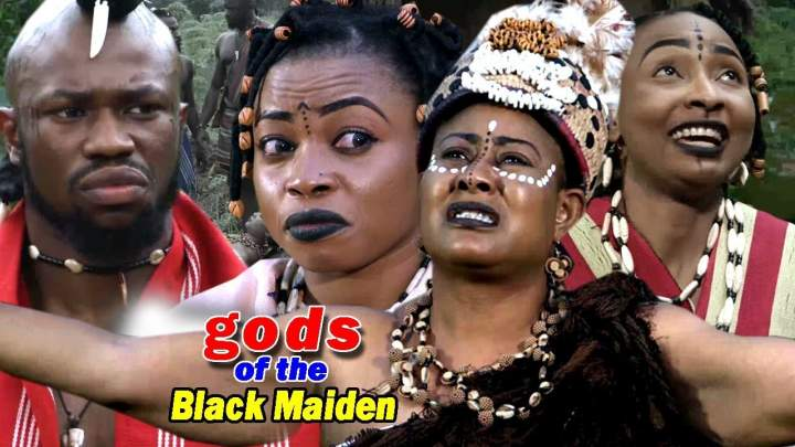 Gods Of The Black Maiden (2019)